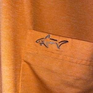 Greg Norman Collection Shirts - Greg Norman Active Polos (2X) orange and pink
